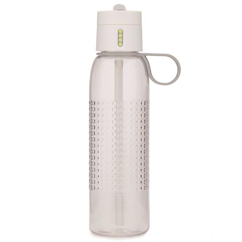 Бутылка для воды Dot Active 750 мл белая фото