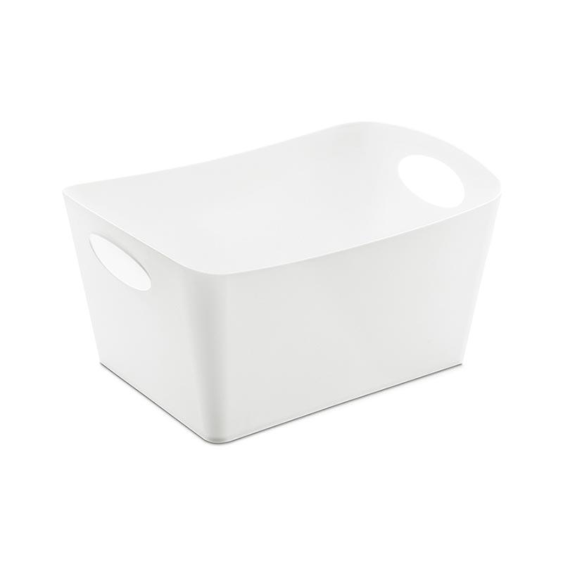 Контейнер для хранения Koziol Boxxx M, белый фото