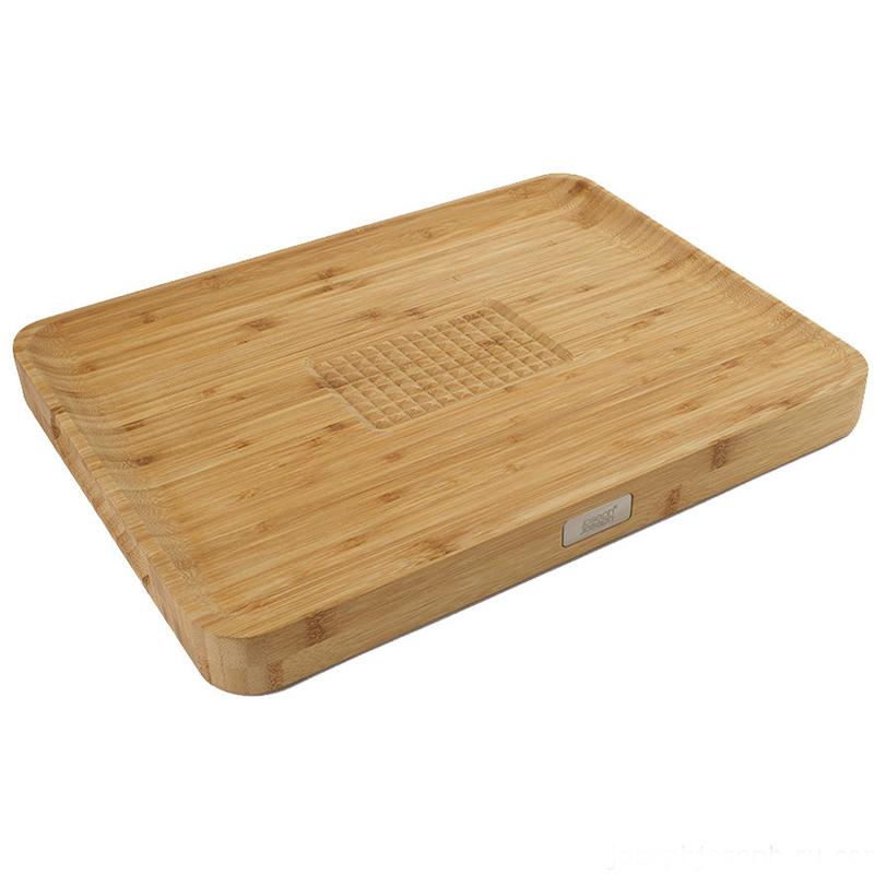 Доска разделочная Cut & Carve Bamboo фото
