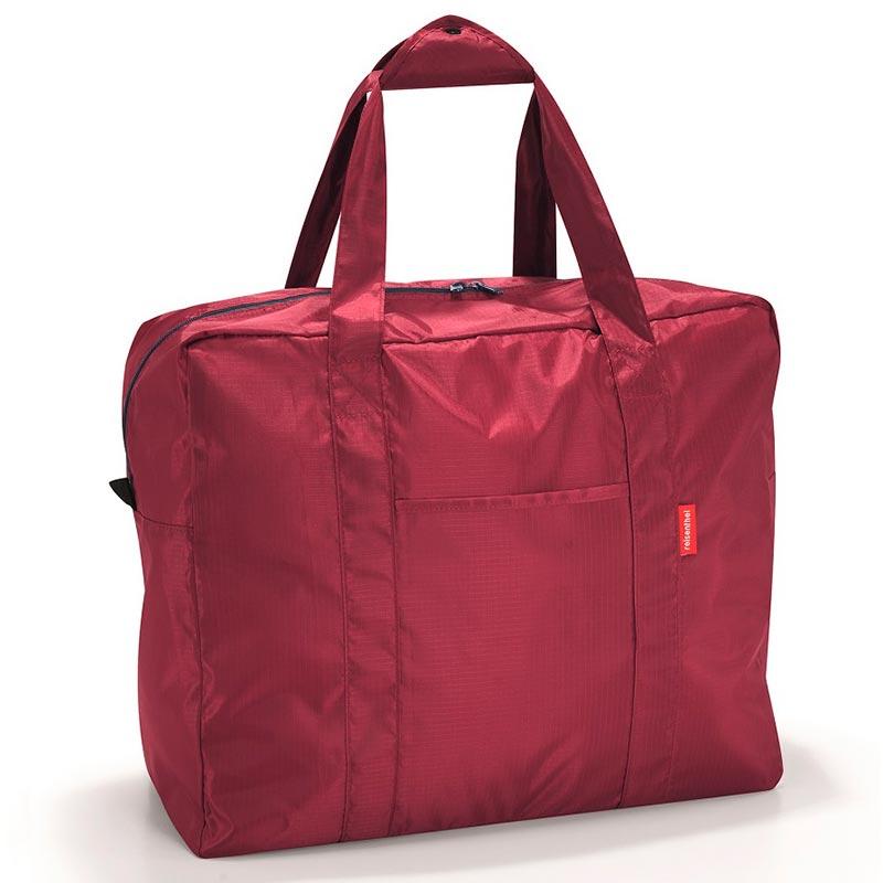 Сумка складная Reisenthel Mini maxi touringbag dark ruby фото