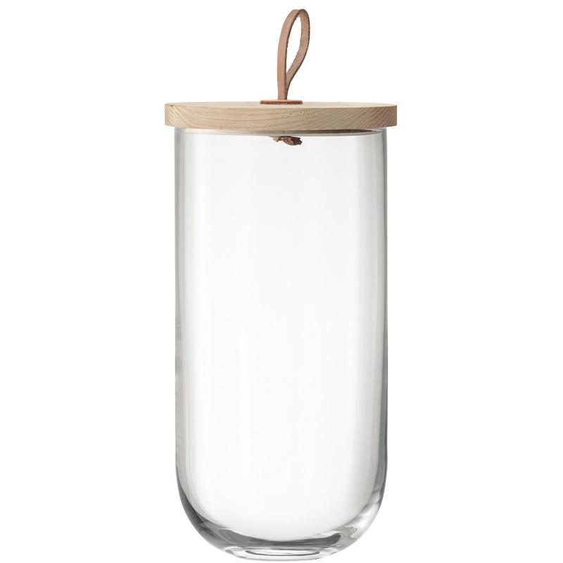 Чаша с деревянной крышкой из ясеня Ivalo, 29,5 см фото
