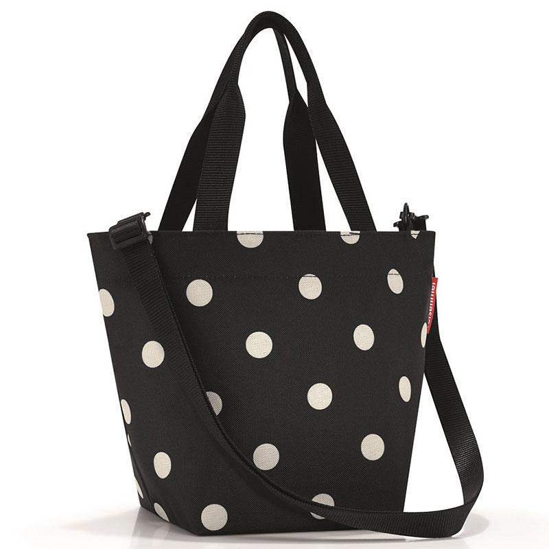 Сумка Shopper XS mixed dots фото