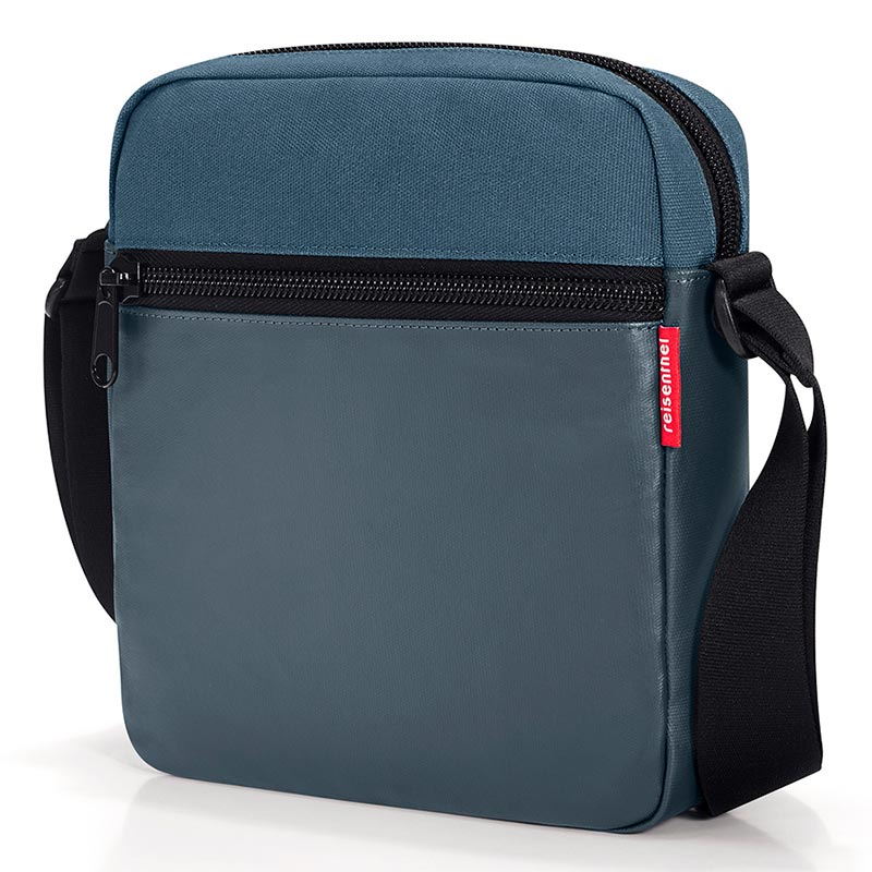 Сумка Reisenthel Crossbag canvas blue фото