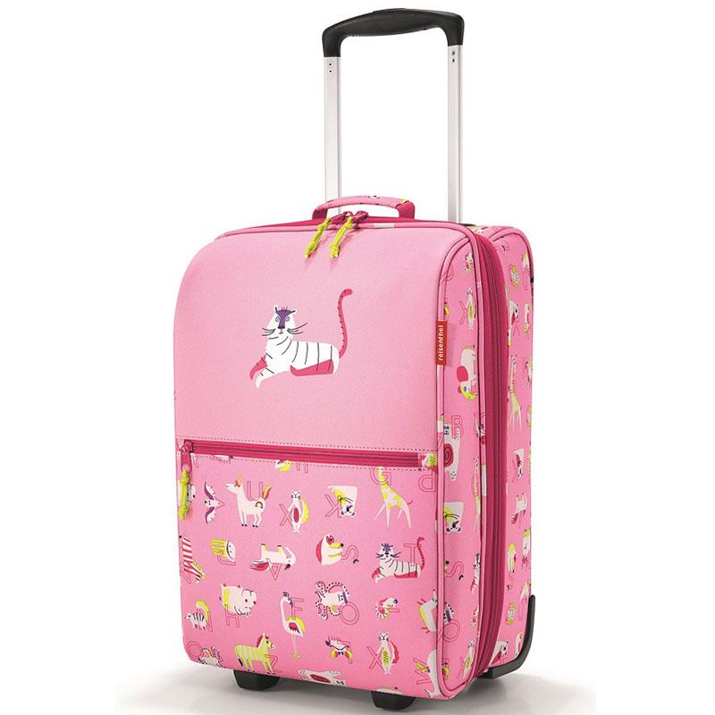 Чемодан детский Trolley XS ABC friends pink фото