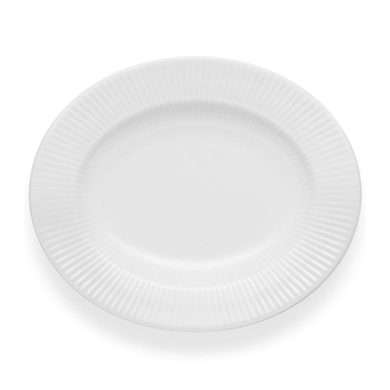 Тарелка суповая овальная Legio Nova 25 см фото