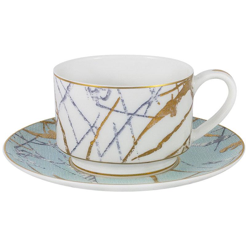 Чашка с блюдцем Anna Lafarg Emily Марсель