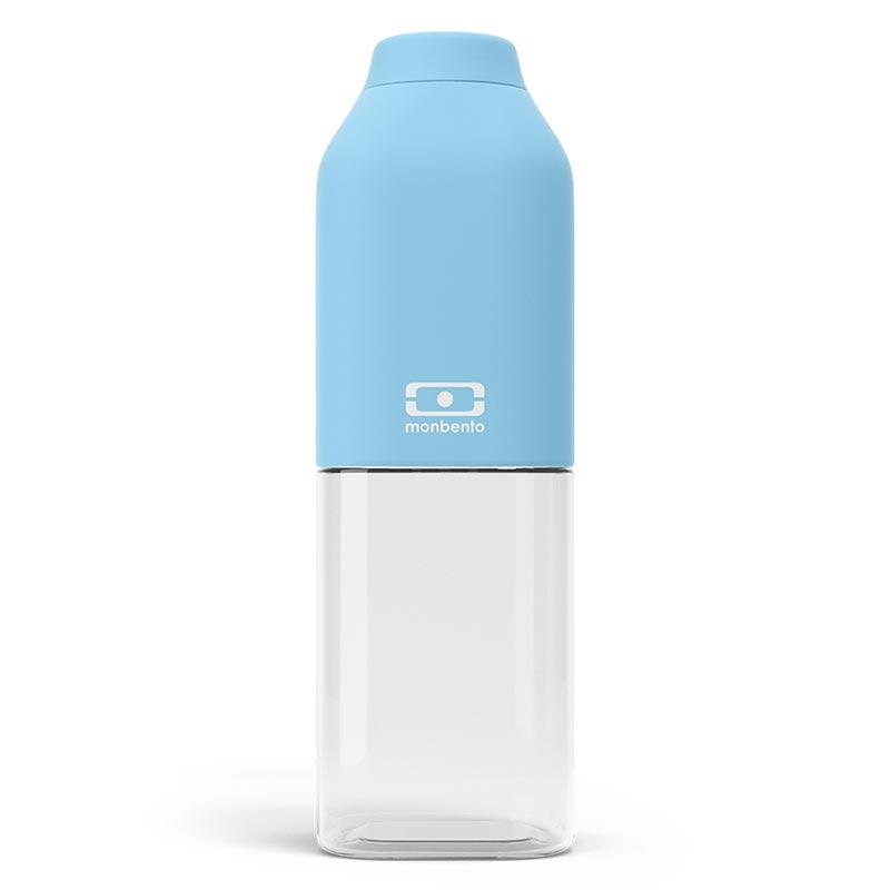 Бутылка Monbento Positive 0,5л, цвет голубой фото