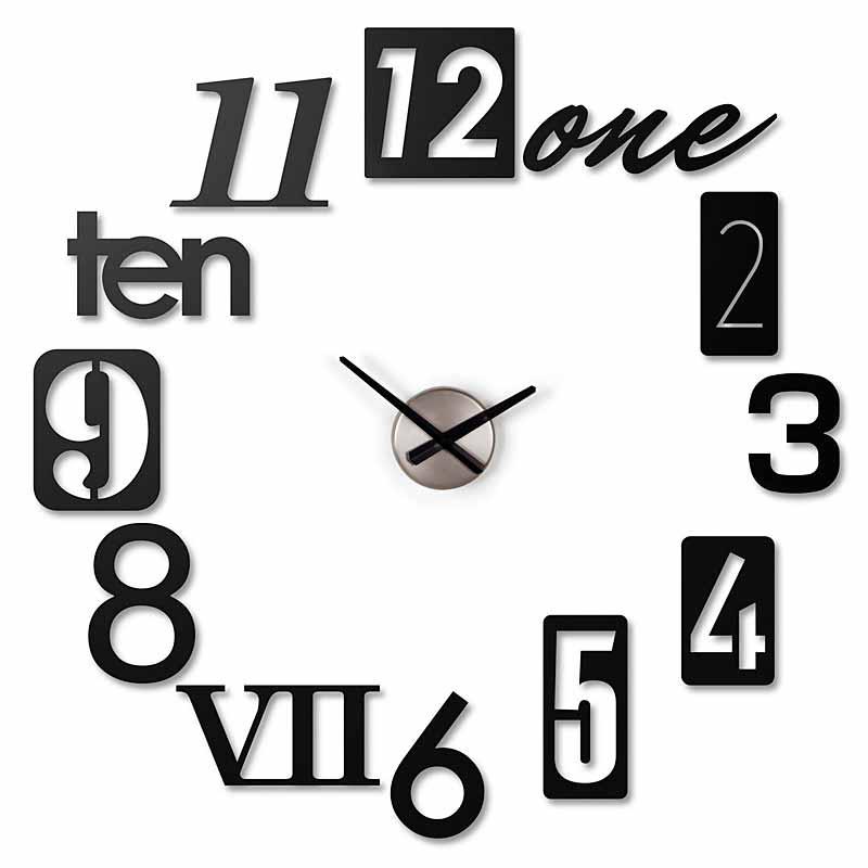 Часы настенные Umbra Numbra фото