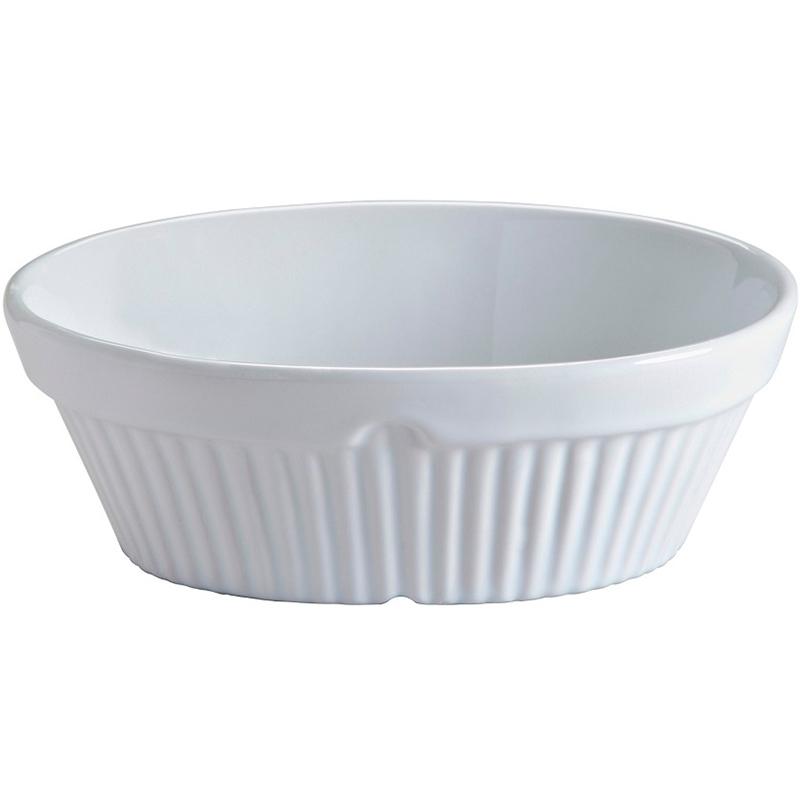 Форма для выпечки пирога Classic овальная 17 см фото