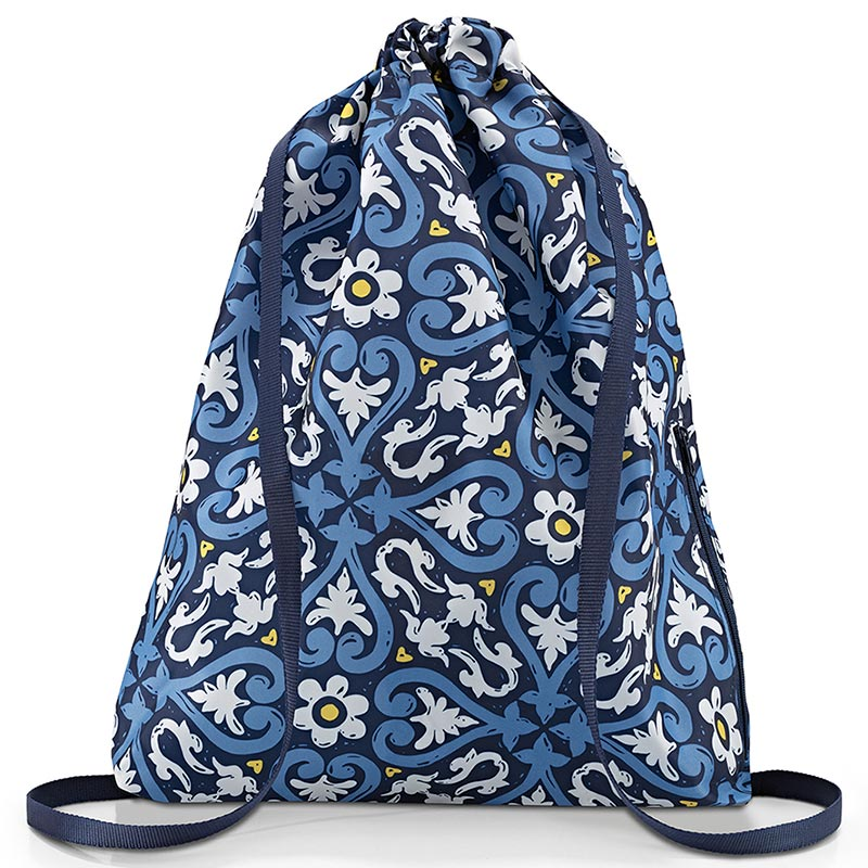 Рюкзак складной Reisenthel Mini maxi sacpack floral 1 фото
