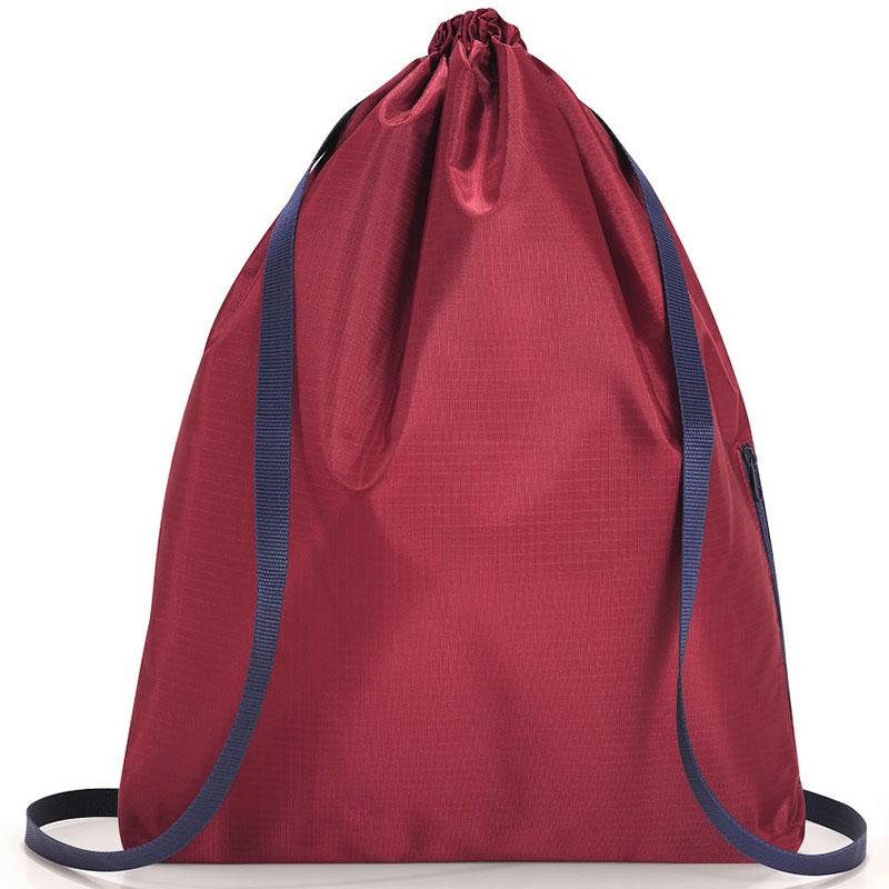 Рюкзак складной Mini maxi sacpack dark ruby фото