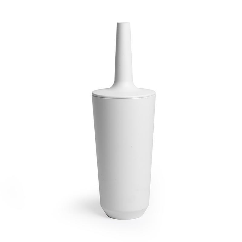 Ершик для туалета Umbra Corsa, белый