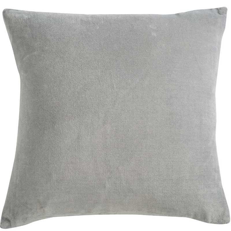 Подушка декоративная Tkano Essential 45x45см, цвет серый фото