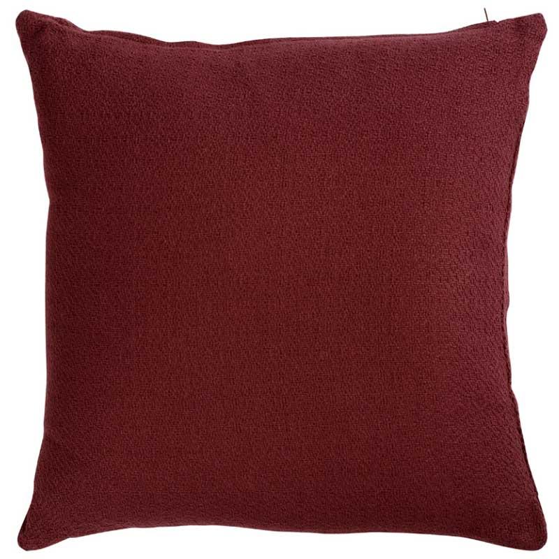 Подушка декоративная Tkano Essential фактурного плетения 45x45см фото